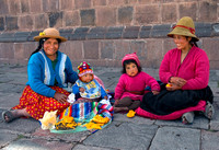 Lunchbreak, Cusco, Peru