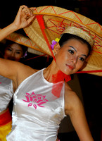 Vietnamese Dancer