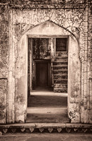 Doorway, Pushkar, India